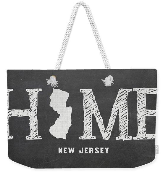 Nj Home Weekender Tote Bag