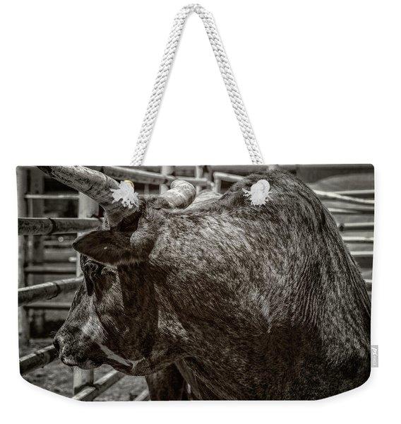 No Bull Weekender Tote Bag