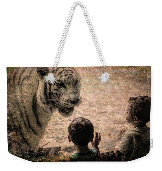 No Fear Weekender Tote Bag