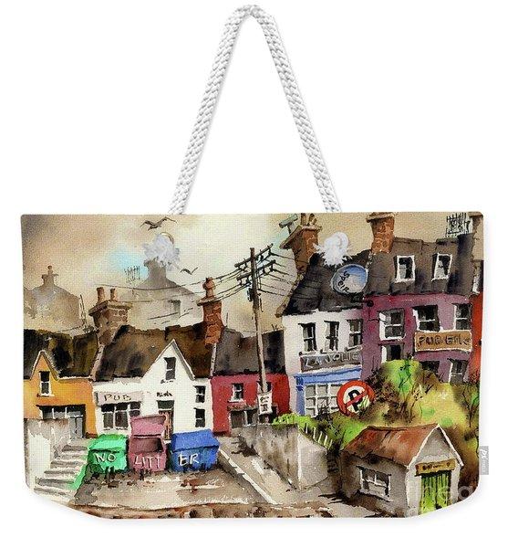 No Litter In Baltimore, Cork ...x117 Weekender Tote Bag