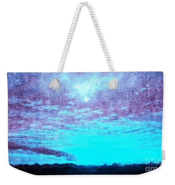 No Ordinary Sunset Weekender Tote Bag