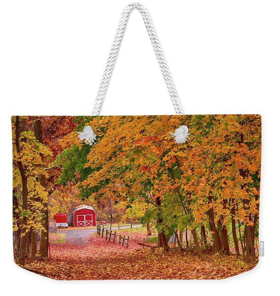 No Place I Rather Be Weekender Tote Bag