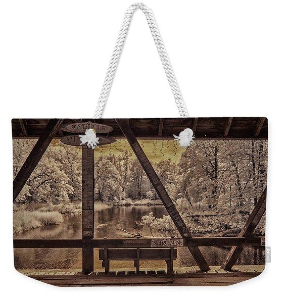 No Spearin Here Weekender Tote Bag