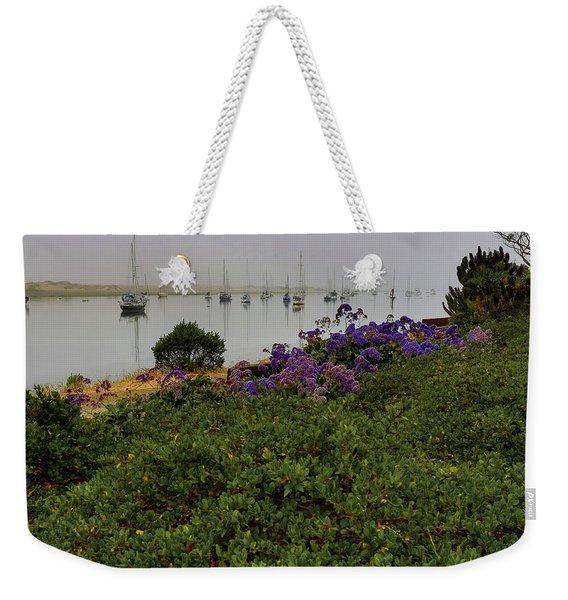 No Wind For Sailing Weekender Tote Bag