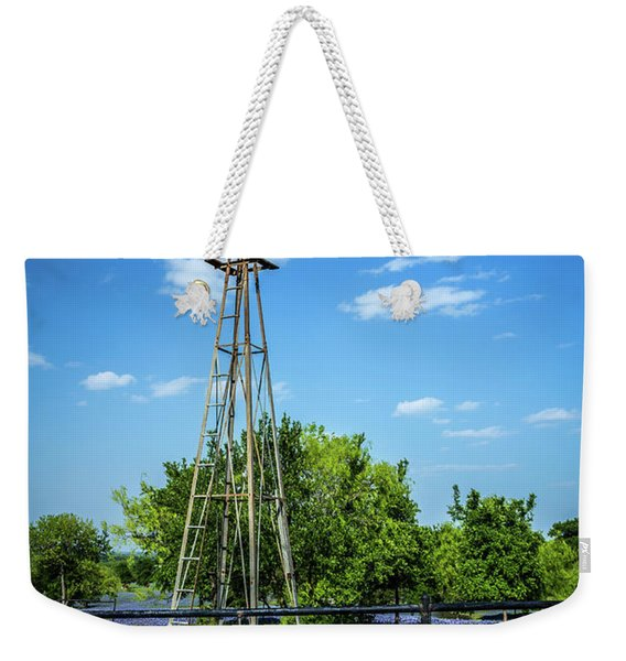 No Wind Today Weekender Tote Bag