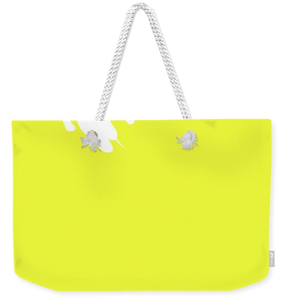 No02 My Minimal Color Code Poster Mighty Mouse Weekender Tote Bag