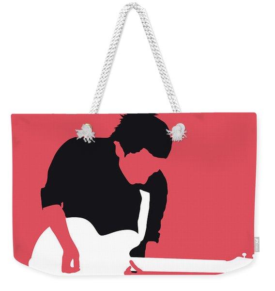 No062 My Radiohead Minimal Music Poster Weekender Tote Bag