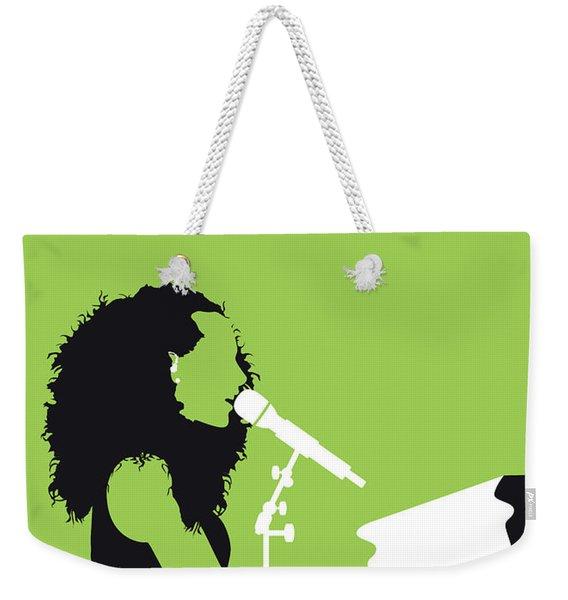 No066 My Alicia Keys Minimal Music Poster Weekender Tote Bag