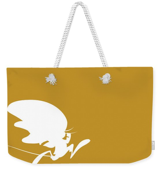 No08 My Minimal Color Code Poster Speedy Weekender Tote Bag