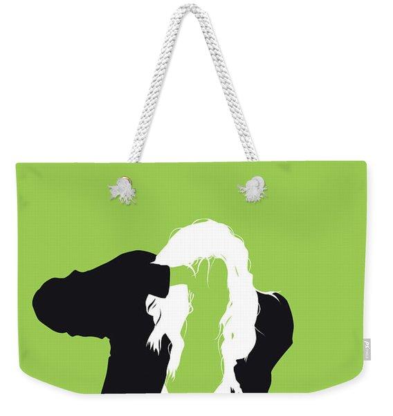 No086 My The Black Eyed Peas Minimal Music Poster Weekender Tote Bag