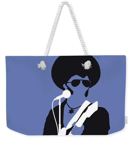 No088 My Sly And The Family Stone Minimal Music Poster Weekender Tote Bag