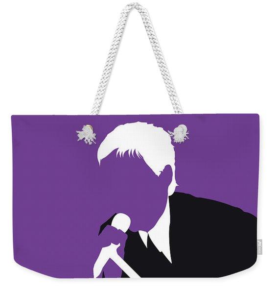 No111 My Eurythmics Minimal Music Poster Weekender Tote Bag