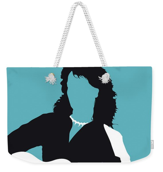 No145 My Neil Diamond Minimal Music Poster Weekender Tote Bag