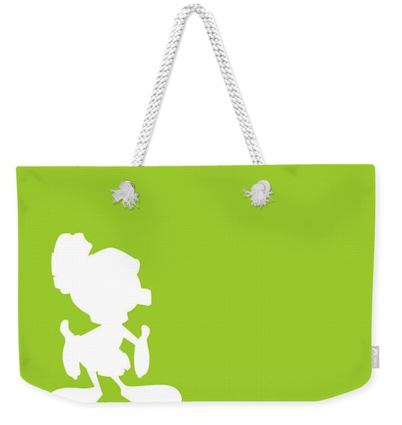 No15 My Minimal Color Code Poster Marvin Weekender Tote Bag