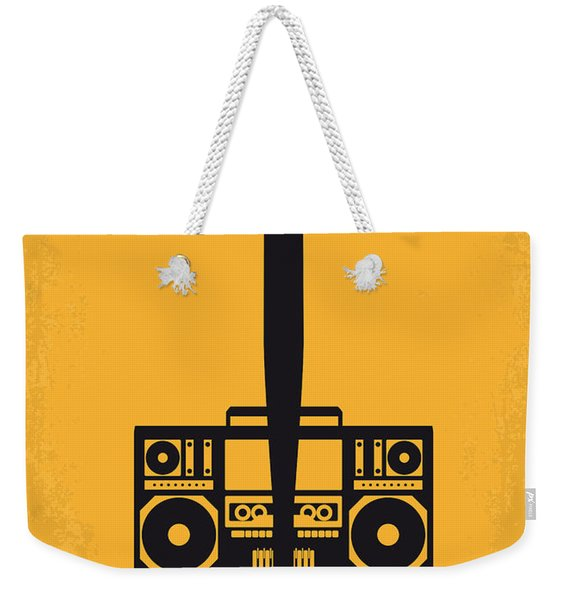 No179 My Do The Right Thing Minimal Movie Poster Weekender Tote Bag