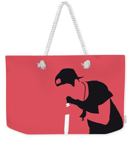 No202 My Onerepublic Minimal Music Poster Weekender Tote Bag