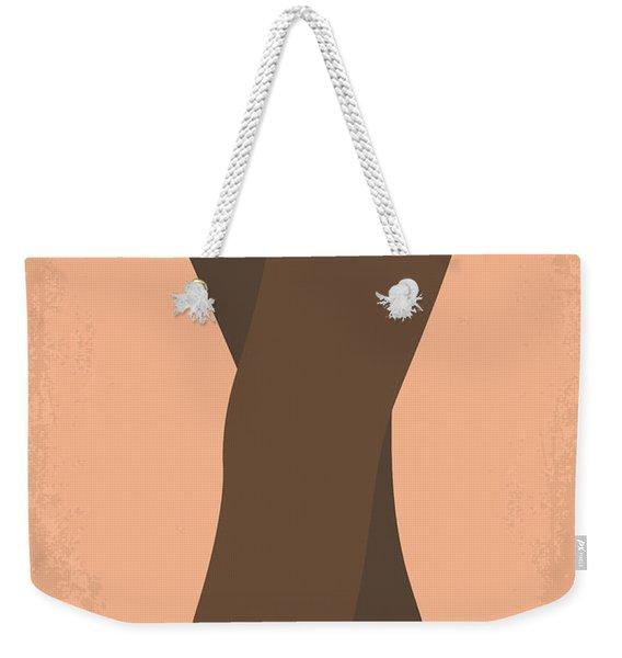 No438 My The Girlfriend Experience Minimal Movie Poster Weekender Tote Bag