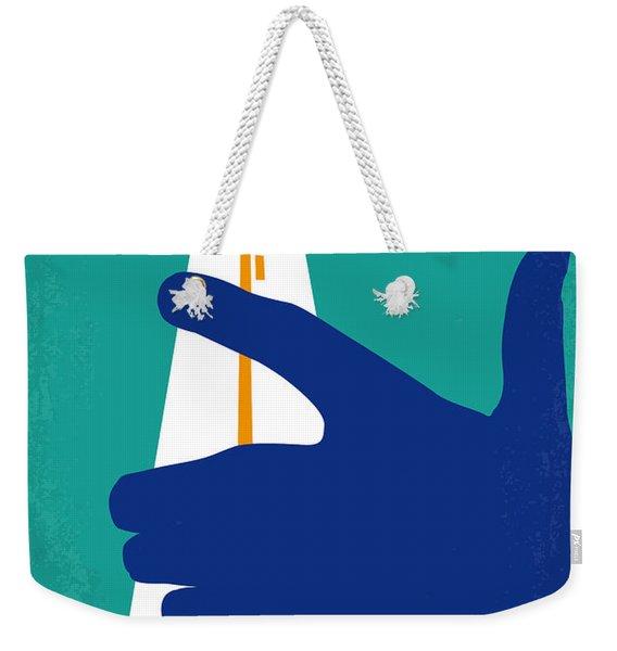 No472 My Own Private Idaho Minimal Movie Poster Weekender Tote Bag