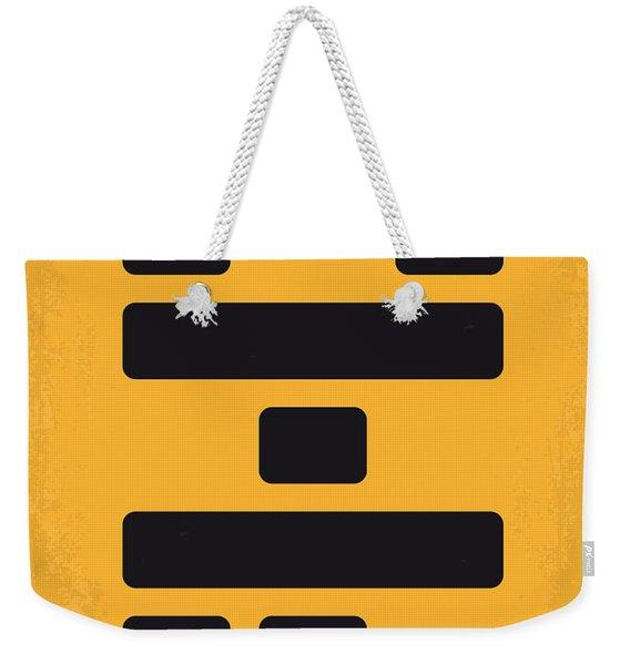 No622 My The Big Short Minimal Movie Poster Weekender Tote Bag