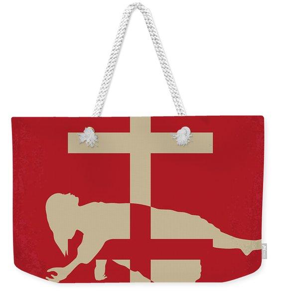 No666 My The Exorcist Minimal Movie Poster Weekender Tote Bag
