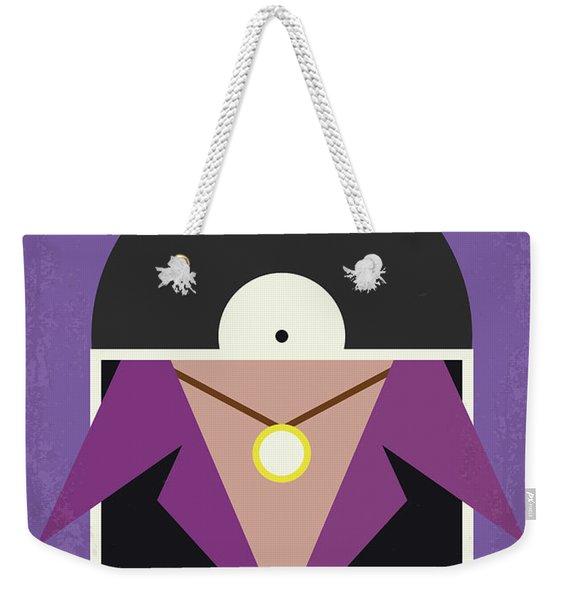 No750 My Empire Records Minimal Movie Poster Weekender Tote Bag