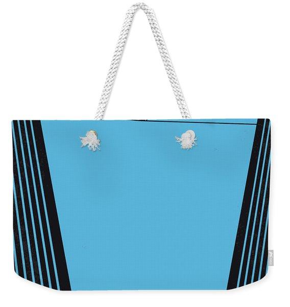 No796 My The Walk Minimal Movie Poster Weekender Tote Bag