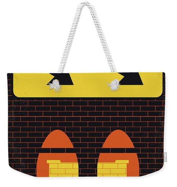 No879 My Last Exit To Brooklyn Minimal Movie Poster Weekender Tote Bag