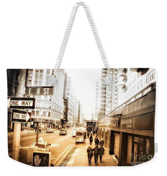 Noho Weekender Tote Bag