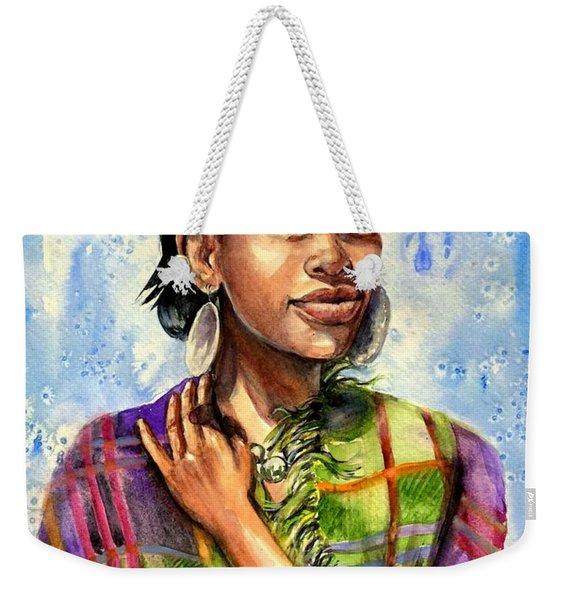 Norah Weekender Tote Bag