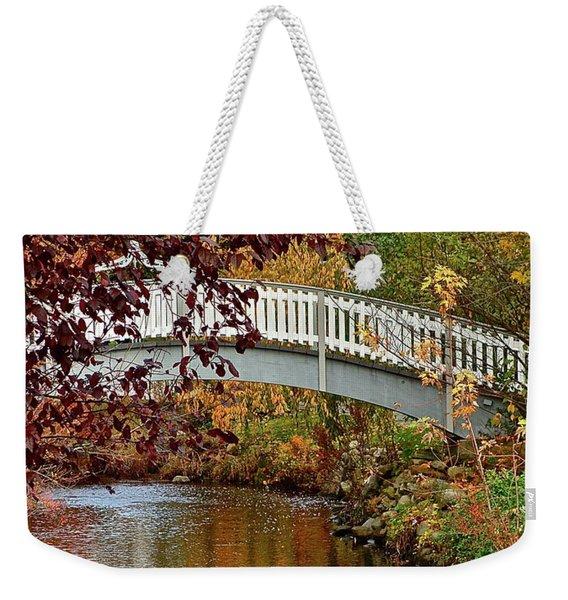 Normandy Village Weekender Tote Bag