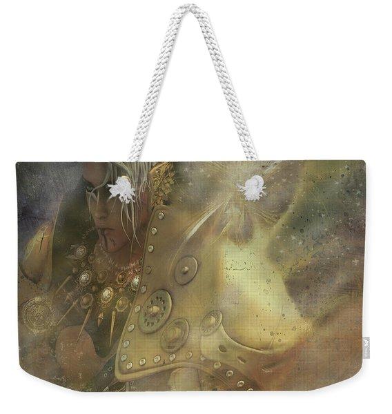 Norse Warrior Weekender Tote Bag
