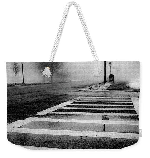 North 4 Weekender Tote Bag