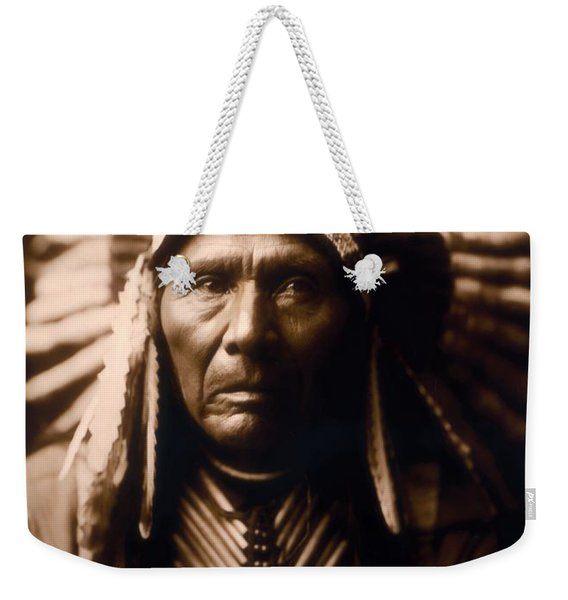 North American Indian Series 2 Weekender Tote Bag