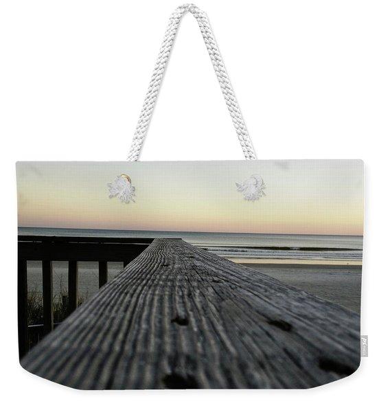 North Myrtle Beach Evening Weekender Tote Bag