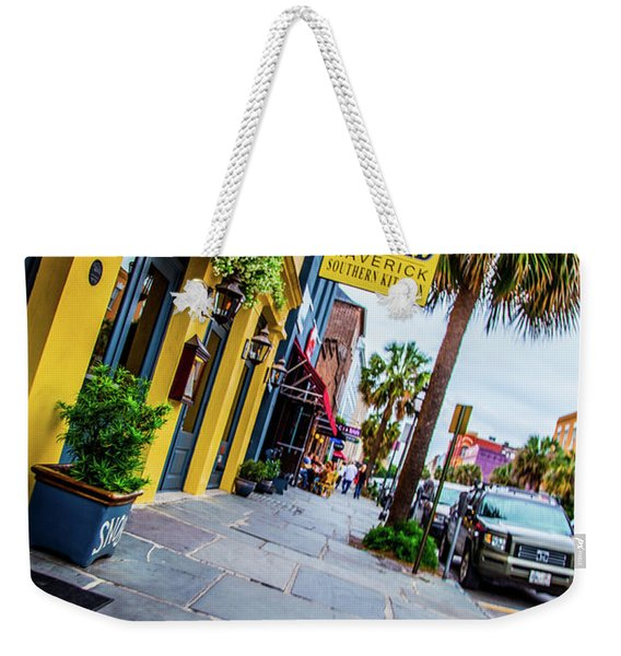 North Of Broad Weekender Tote Bag