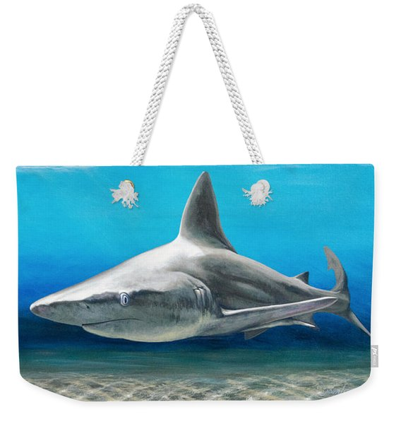 North Shore Sandbar Weekender Tote Bag