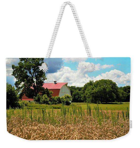0031 - Northern Barn Weekender Tote Bag