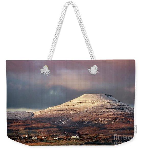 Northern Isolation Weekender Tote Bag