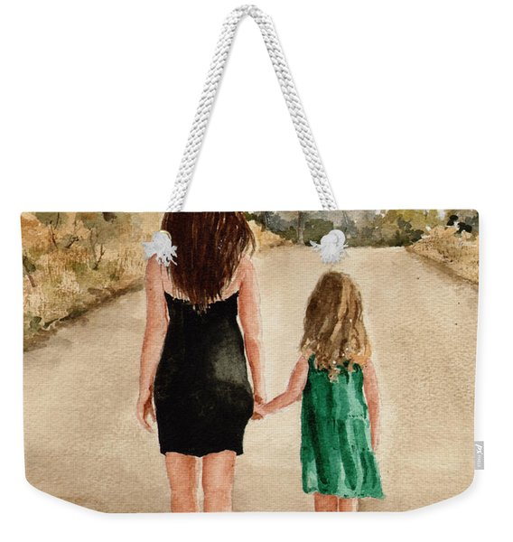 Northwest Oklahoma Sisters Weekender Tote Bag