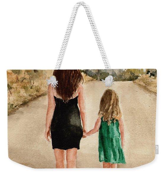 Northwest Oklahoma Sisters Weekender Tote Bag