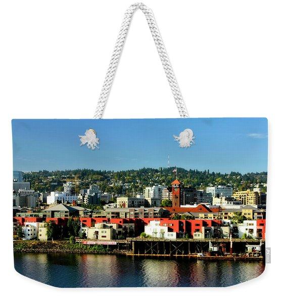 Northwest Portland Weekender Tote Bag