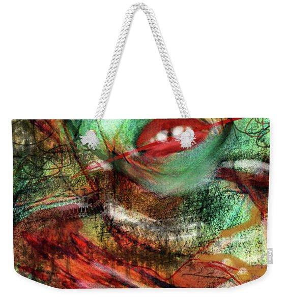 Nosferatu 3 Weekender Tote Bag