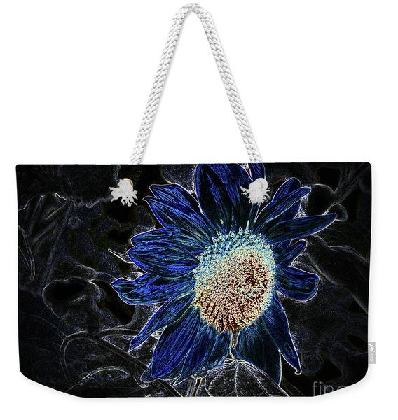 Not A Sunflower Now Weekender Tote Bag