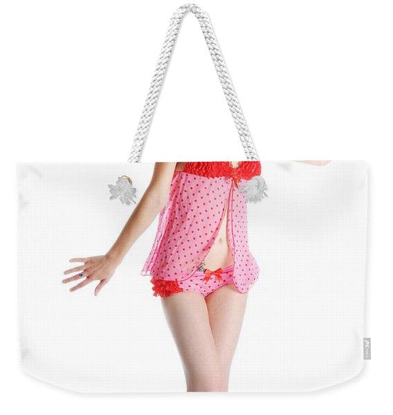 Not Me Silly Weekender Tote Bag