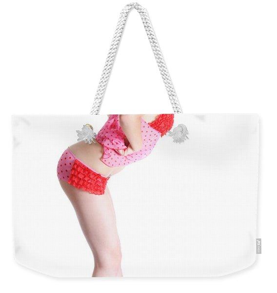 Not My Fanny Weekender Tote Bag