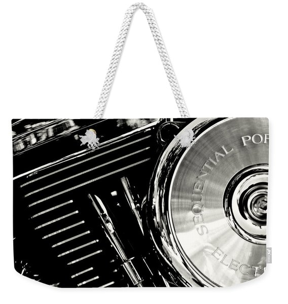 Not My Harley Weekender Tote Bag