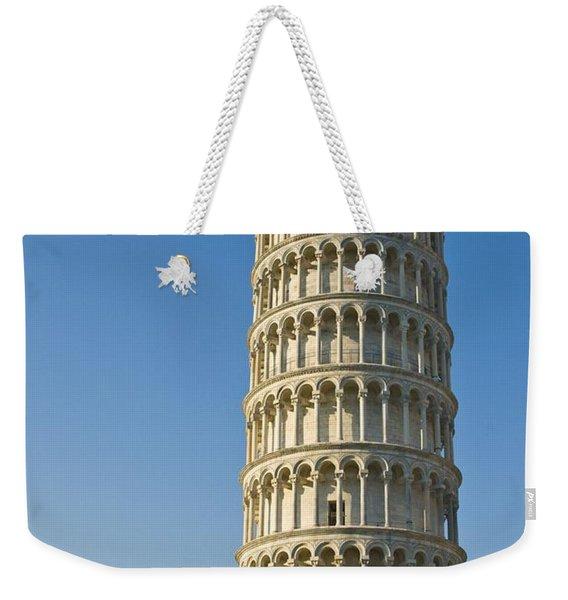 Not Pizza, Pisa Weekender Tote Bag