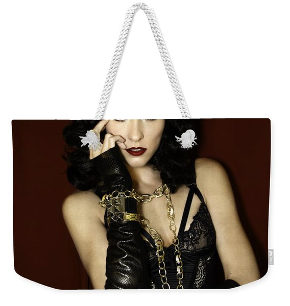 Notorious Bettie Weekender Tote Bag
