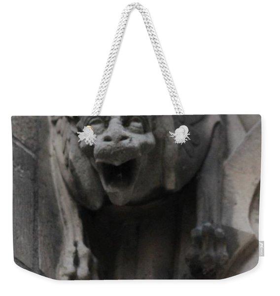 Notre Dame 1 Weekender Tote Bag