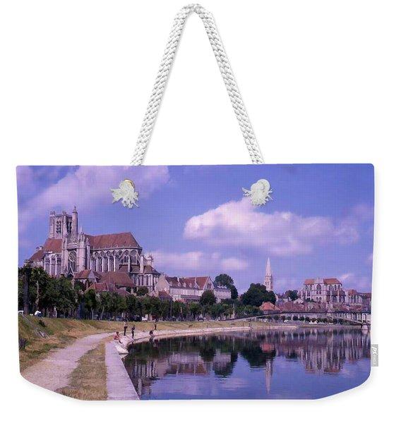 Notre Dame Cathedral, Paris Weekender Tote Bag
